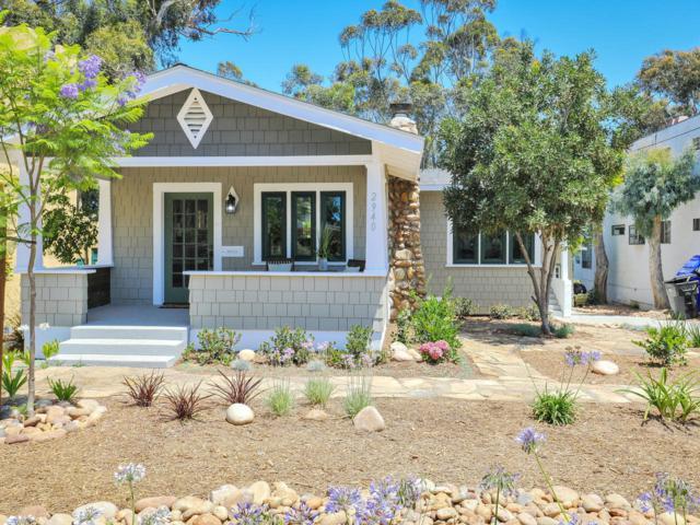 2940 Laurel Street, San Diego, CA 92104 (#180039374) :: Harcourts Ranch & Coast