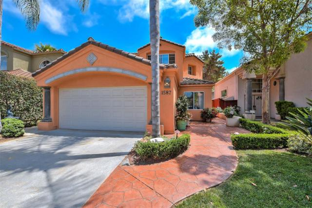 1587 Via Otano, Oceanside, CA 92056 (#180039427) :: The Houston Team | Compass