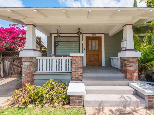 3038 Redwood Street, San Diego, CA 92104 (#180039444) :: Harcourts Ranch & Coast