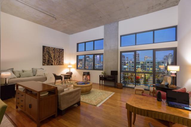 527 10Th Ave #706, San Diego, CA 92101 (#180039446) :: Ghio Panissidi & Associates