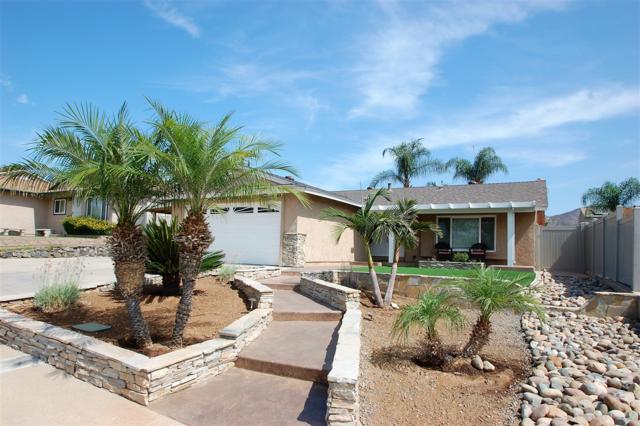 10142 White Pine Ln., Santee, CA 92071 (#180039460) :: Neuman & Neuman Real Estate Inc.