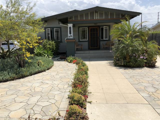 3611 Herman Ave, San Diego, CA 92104 (#180039582) :: Harcourts Ranch & Coast