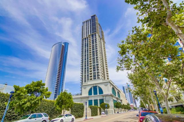700 W E St #301, San Diego, CA 92101 (#180039596) :: The Yarbrough Group