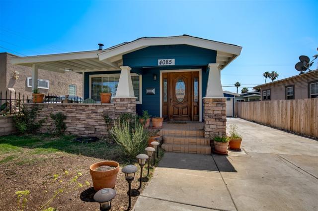 4085 Cherokee Ave, San Diego, CA 92104 (#180039633) :: Harcourts Ranch & Coast