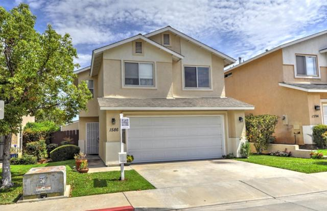 1586 Nicholas Place, El Cajon, CA 92019 (#180039717) :: Harcourts Ranch & Coast