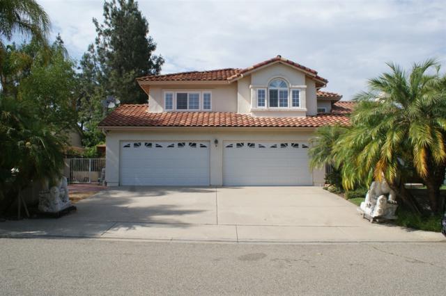 1110 Dexter Pl, Escondido, CA 92029 (#180039818) :: Farland Realty