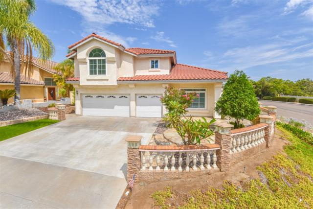 3002 Rancho Diego Cir, El Cajon, CA 92019 (#180039851) :: The Yarbrough Group