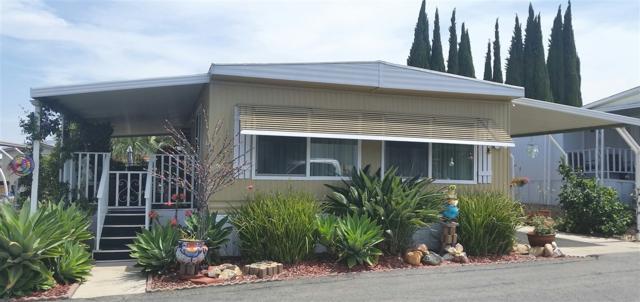 718 Sycamore #145, Vista, CA 92083 (#180039935) :: Keller Williams - Triolo Realty Group
