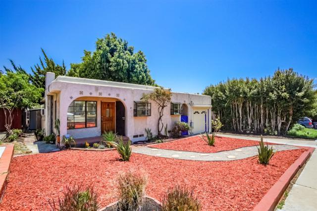 7771 Normal Ave., La Mesa, CA 91941 (#180039940) :: Neuman & Neuman Real Estate Inc.