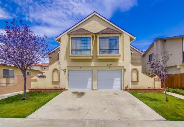 4441 Winona Ave #3, San Diego, CA 92115 (#180039948) :: Heller The Home Seller