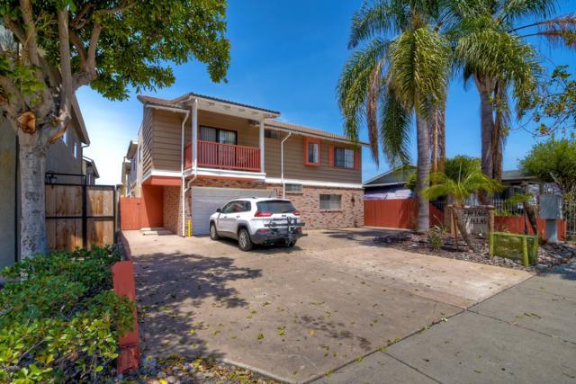 4466 Dawson Ave #5, San Diego, CA 92115 (#180039999) :: Heller The Home Seller