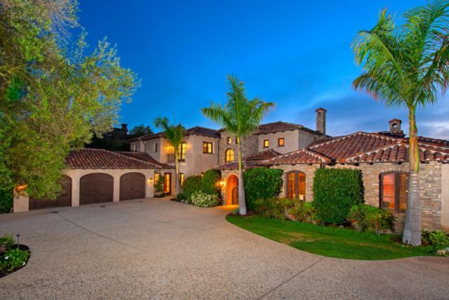 8018 Camino De Arriba, Rancho Santa Fe, CA 92067 (#180040055) :: Heller The Home Seller