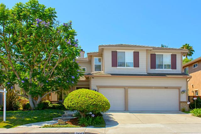 3443 Camino Corte, Carlsbad, CA 92009 (#180040104) :: eXp Realty of California Inc.