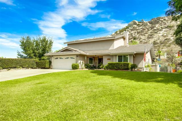 23718 Vista Ramona Road, Ramona, CA 92065 (#180040185) :: Heller The Home Seller