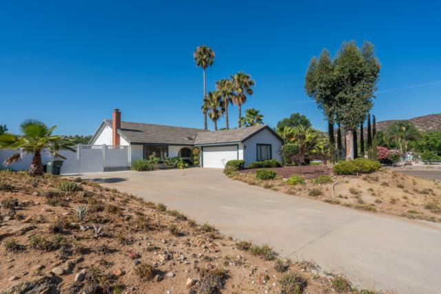 23601 Barrego Way, Ramona, CA 92065 (#180040195) :: The Yarbrough Group
