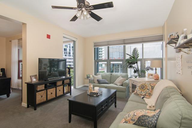 1150 J Street #608, San Diego, CA 92101 (#180040289) :: Neuman & Neuman Real Estate Inc.