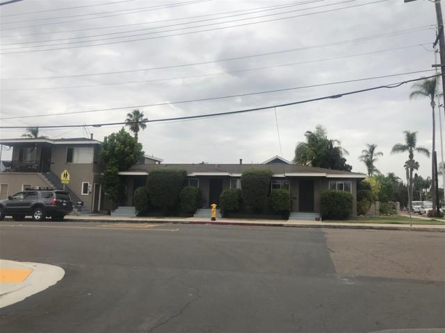 4205 Monroe Avenue, San Diego, CA 92116 (#180040356) :: Ghio Panissidi & Associates