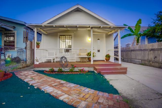 3711 Van Dyke Ave, San Diego, CA 92105 (#180040477) :: Keller Williams - Triolo Realty Group
