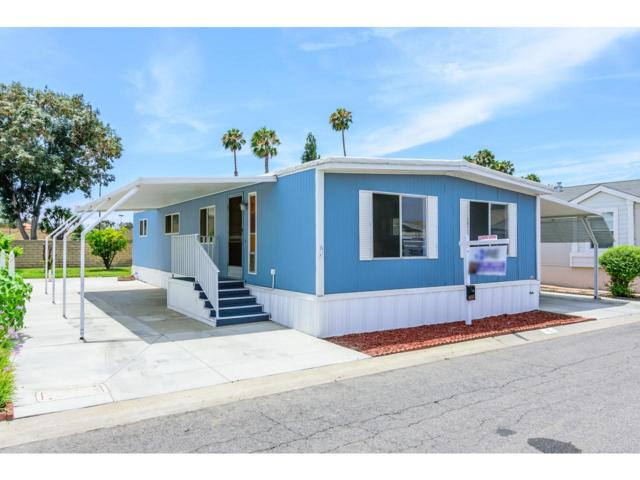 200 N El Camino Real #15, Oceanside, CA 92058 (#180040994) :: Keller Williams - Triolo Realty Group