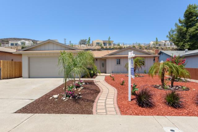 9846 Medina, Santee, CA 92071 (#180041160) :: Keller Williams - Triolo Realty Group