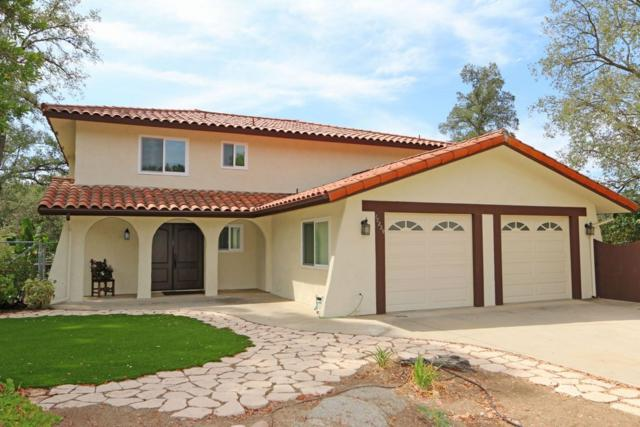 17229 Felipe Rd., Ramona, CA 92065 (#180041506) :: The Yarbrough Group