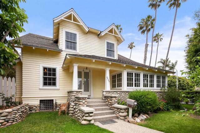 5403 Beaumont Ave, La Jolla, CA 92037 (#180041774) :: Neuman & Neuman Real Estate Inc.