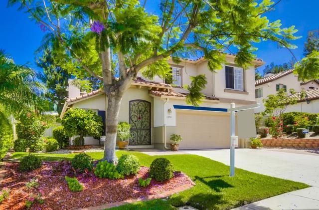 1254 Via Contessa, San Marcos, CA 92069 (#180041793) :: Keller Williams - Triolo Realty Group
