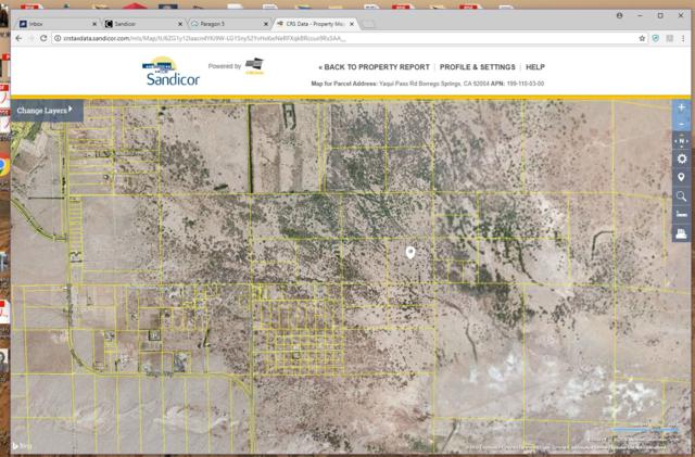 Yaqui Pass Rd #00, Borrego Springs, CA 92004 (#180041899) :: Whissel Realty