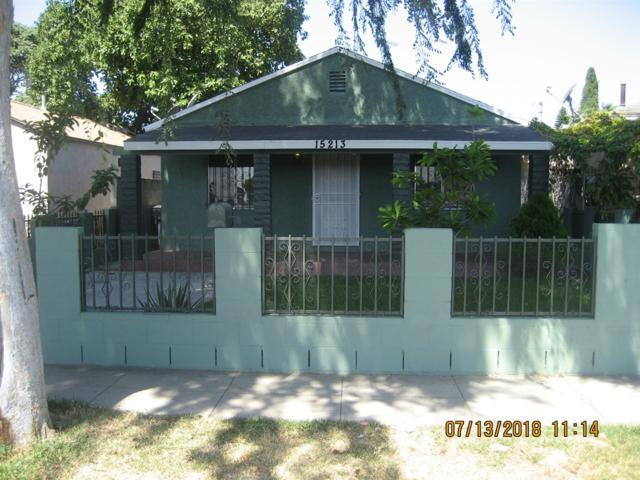 15213 S Gibson Ave., Compton, CA 90221 (#180041933) :: Keller Williams - Triolo Realty Group