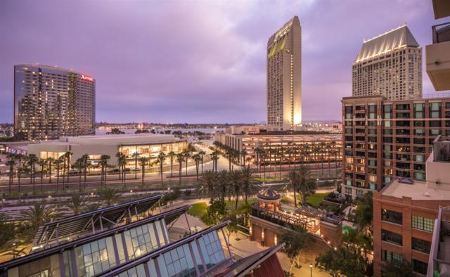 550 Front Street #801, San Diego, CA 92101 (#180042080) :: Kim Meeker Realty Group