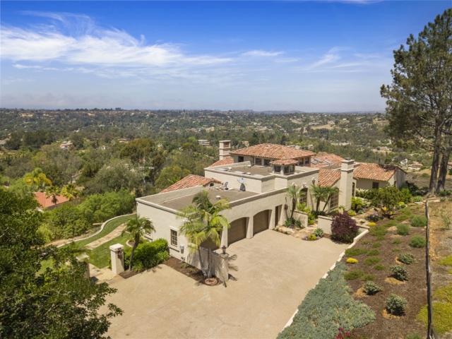 18195 Las Montanas, Rancho Santa Fe, CA 92067 (#180042102) :: Heller The Home Seller