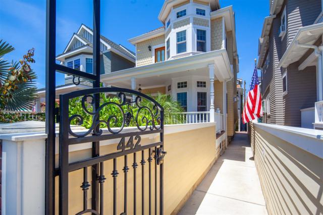 442 D Ave, Coronado, CA 92118 (#180042172) :: Keller Williams - Triolo Realty Group