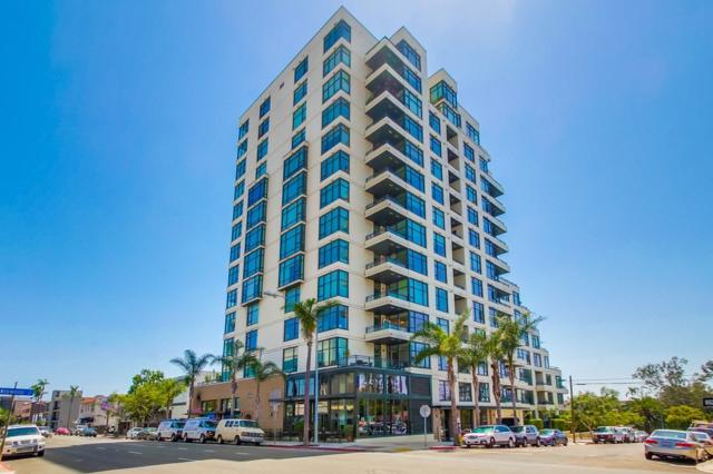 475 Redwood St #402, San Diego, CA 92103 (#180042178) :: Whissel Realty