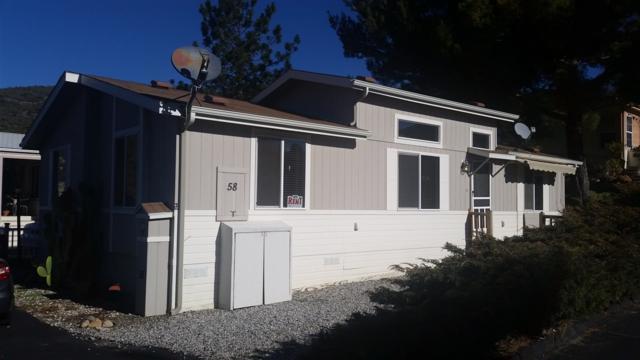 35109 Highway 79 Spc 58, Warner Springs, CA 92086 (#180042338) :: Neuman & Neuman Real Estate Inc.