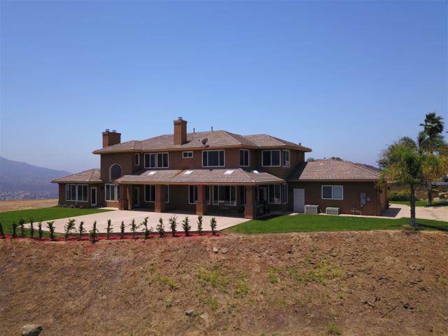 1592 Vista Sierra Dr, El Cajon, CA 92019 (#180042370) :: Keller Williams - Triolo Realty Group