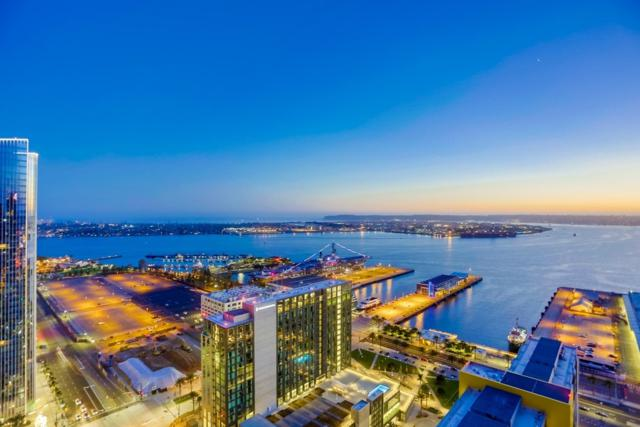 1199 Pacific Highway #3502, San Diego, CA 92101 (#180042559) :: The Yarbrough Group