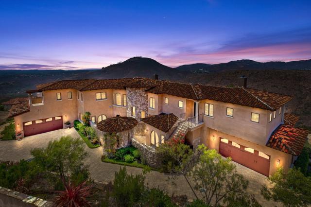 7786 Camino Sin Puente, Rancho Santa Fe, CA 92067 (#180042756) :: The Yarbrough Group