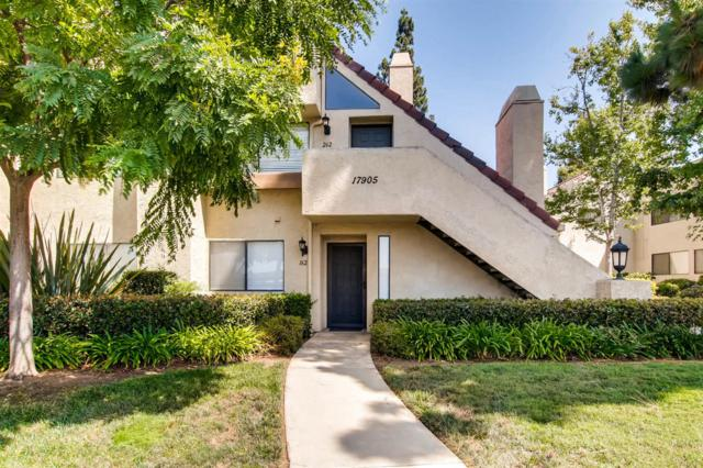 17905 Caminito Pinero #162, San Diego, CA 92128 (#180042842) :: Keller Williams - Triolo Realty Group