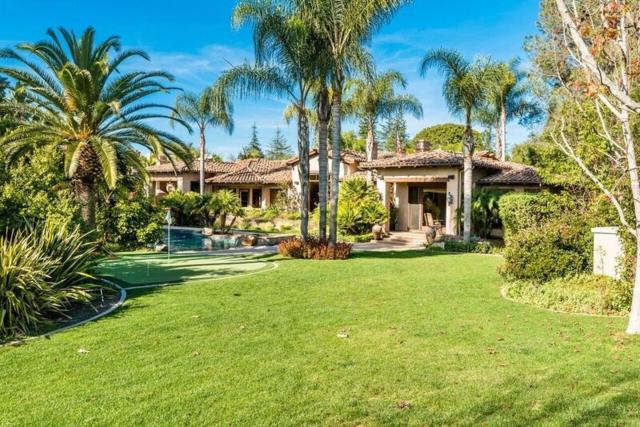 17323 Via De Fortuna, Rancho Santa Fe, CA 92067 (#180042855) :: The Yarbrough Group