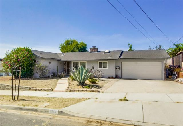 1643 Lily Ave., El Cajon, CA 92021 (#180043219) :: The Yarbrough Group