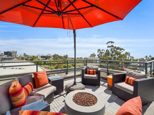 475 Redwood St #407, San Diego, CA 92103 (#180043254) :: The Yarbrough Group