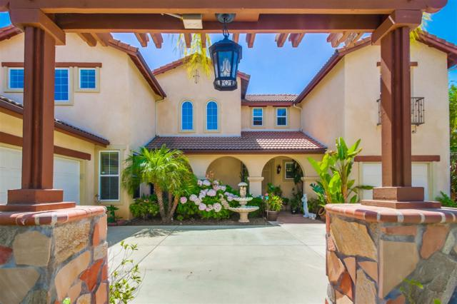 2445 Pine Valley Gln, Escondido, CA 92026 (#180043329) :: The Yarbrough Group