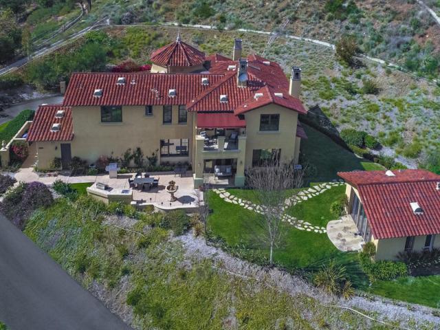 7824 Camino De La Dora, Rancho Santa Fe, CA 92067 (#180043503) :: The Yarbrough Group