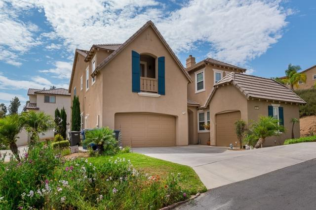 2041 Hidden Springs Court, El Cajon, CA 92019 (#180043546) :: The Yarbrough Group