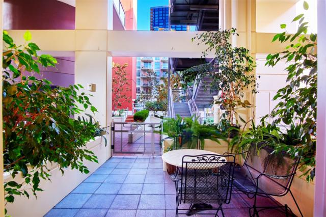 825 W Beech Street #102, San Diego, CA 92101 (#180043598) :: Welcome to San Diego Real Estate
