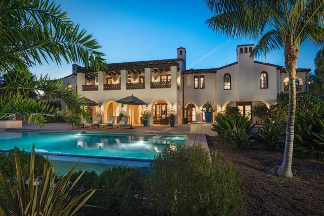 17657 Los Morros, Rancho Santa Fe, CA 92067 (#180043617) :: Keller Williams - Triolo Realty Group