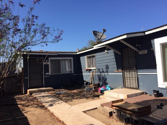 1160 & 1162 E Grand Ave, Escondido, CA 92025 (#180043751) :: Keller Williams - Triolo Realty Group