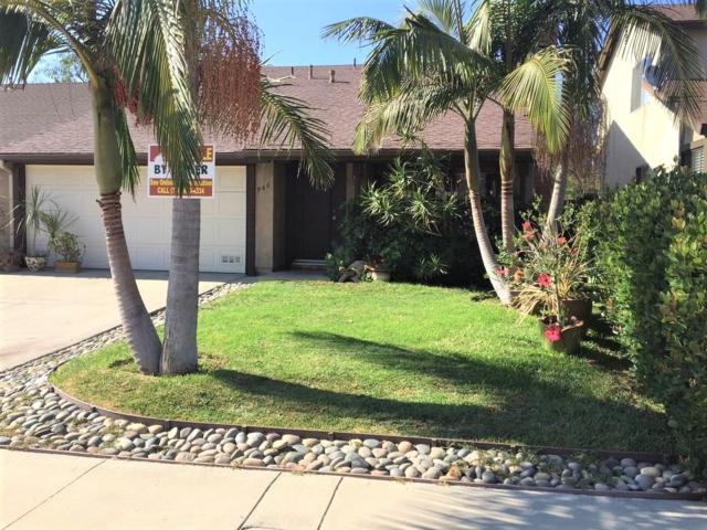 946 Woodgrove Dr., Cardiff By The Sea, CA 92007 (#180043779) :: Whissel Realty