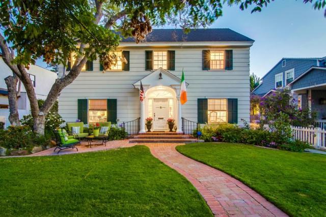 1026 Flora Avenue, Coronado, CA 92118 (#180043785) :: Keller Williams - Triolo Realty Group