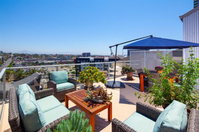 253 10th Ave #833, San Diego, CA 92101 (#180043789) :: Kim Meeker Realty Group